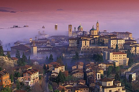 Bergamo, Lombardy, Italy