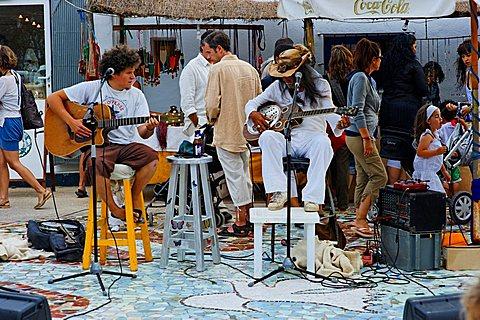 Hippy Market, Mola, Formentera, Balearic Islands, Spain, Europe