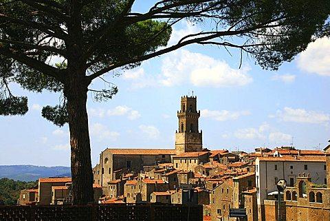Pitigliano, Grosseto, Tuscany, Italy, Europe