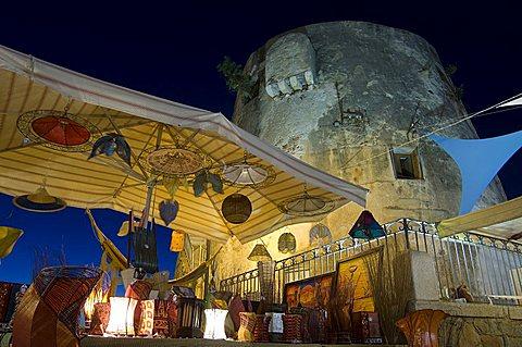 Stella Maris fest, San Michele tower, Arbatax, TortolvO, Ogliastra, Sardinia, Italy