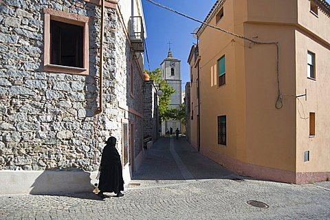 Urzulei, Provincia Ogliastra, Sardinia, Italy