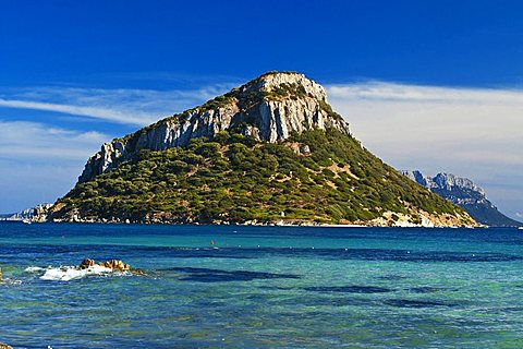 Figarolo Island, Golfo Aranci, Olbia, Sardinia, Italy