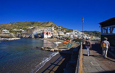 S.Angelo, Ischia island, Neaples, Campania, Italy, Europe.