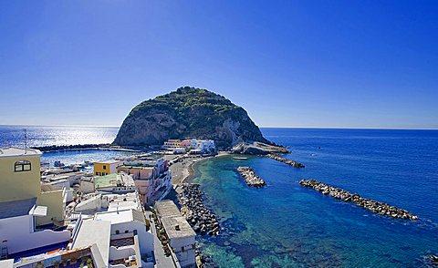 S.Angelo,Ischia island, Neaples, Campania, Italy, Europe