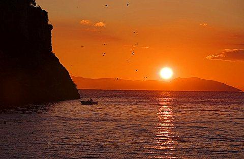 Ischia island, Campania, Italy, Europe