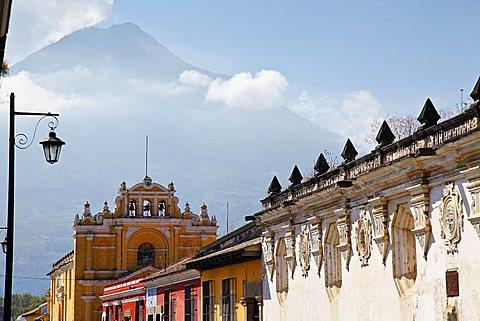 Volcan Pacaya, Antigua Guatemala, Sacatepequez, Guatemala, America