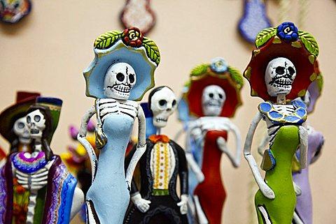 Calaveras, Dia de Los Muertos, Mexico, America