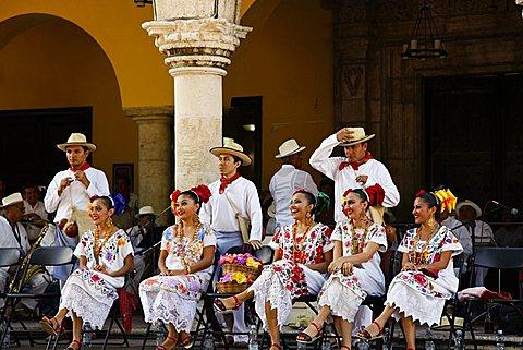 Merida, Yucatan, Mexico, America