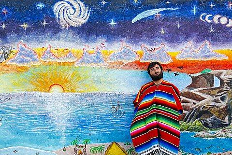 Siesta, Mexico, America