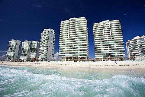 Seaside, Cancun, Yucatan, Mexico, America