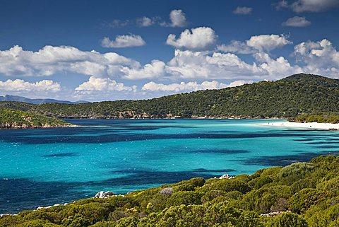 Tuerredda beach, Teulada (CA), Sardinia, Italy, Europe