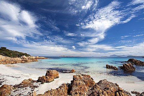 Poltu di Li Cogghj, Spiaggia del Principe, Romazzino, Costa Smeralda, Arzachena (OT), Gallura, Sardinia, Italy, Europe