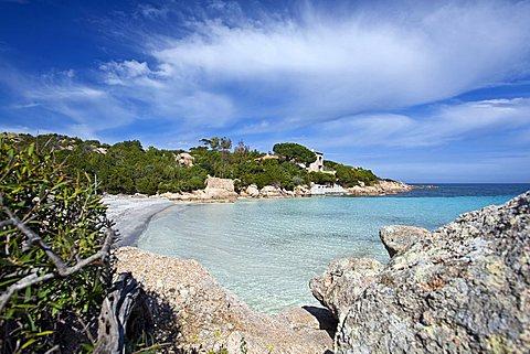 Spiaggia Capriccioli, Costa Smeralda, Arzachena (OT), Gallura, Sardinia, Italy, Europe