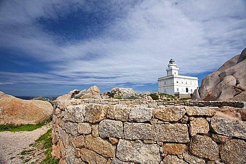 Faro di Capo Testa, Capo Testa, Santa Teresa Gallura (OT), Sardinia, Italy, Europe