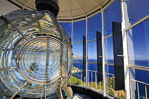 Lighthouse, Arbatax, Sardinia, Italy, Europe