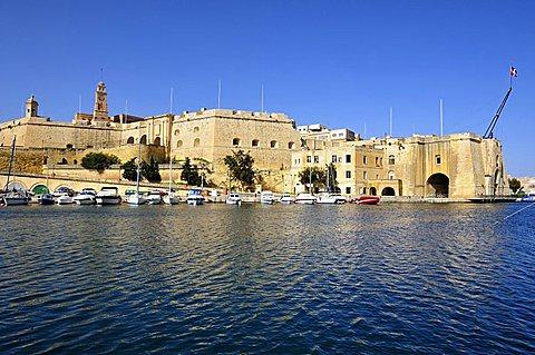 Harbour, Vittoriosa, Malta, Europe