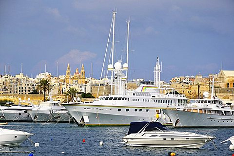 Manoel Island, Malta, Europe