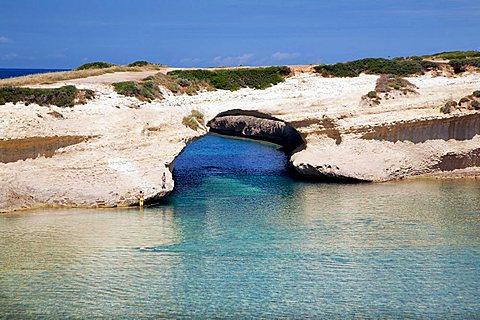 S'Archeddu rocky beach, Sardinia, Italy, Europe, rocky beach by S'Archeddu,
