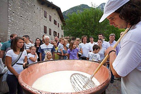 Dairyman, Uva e dintorni festival, Avio, Vallagarina, Trentino Alto Adige, Italy, Europe