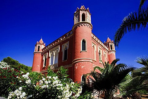 Villa Melloney, Santa Maria di Leuca, Salento, Apulia, Italy