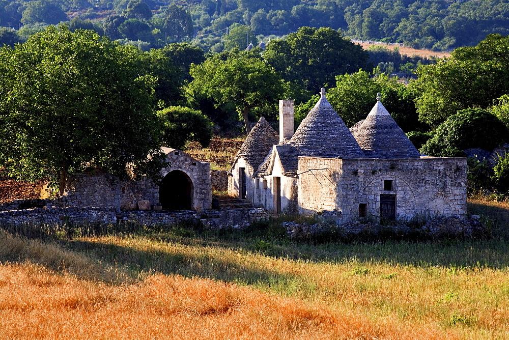 Trulli, Itria Valley, Apulia, Italy