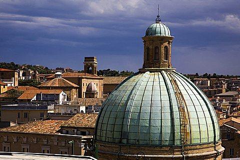 Cityscape, Ancona, Marche, Italy