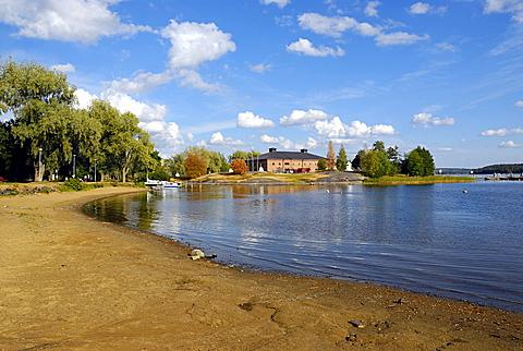 Savonlinna, Southern Savonia, Finland, Scandinavia, Europe