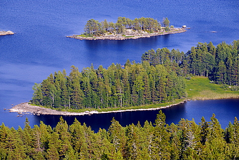 Lake Pielinen, Koli National Park, North Karelia, Finland, Scandinavia, Europe