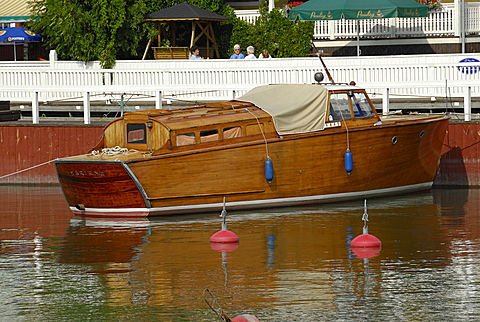 Wooden boat, Naantali, Finland Proper, Finland, Scandinavia, Europe