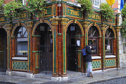 Temple Bar district, Dublin, Republic of Ireland, Europe