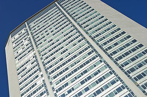 pirelli skyscraper, lombardy region, milan, italy