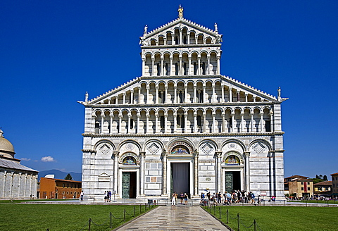 Pisa Dome, Pisa, Tuscany, Italy, Europe