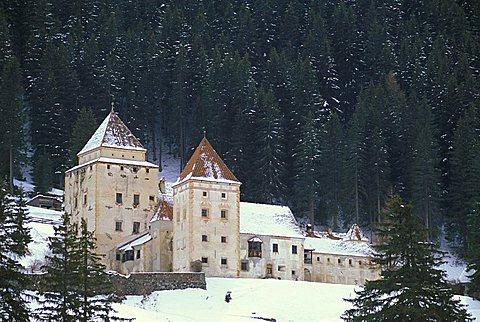 Castel Gardena, Santa Cristina Gardena, Alto-Adige, Italy