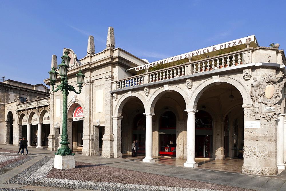 Sentierone, Bergamo, Lombardy, Italy, Europe