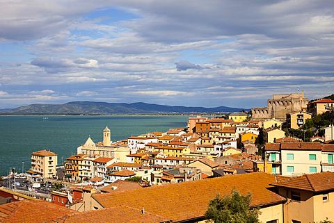 Porto Santo Stefano harbour,Argentario,Tuscany, Italy, Europe