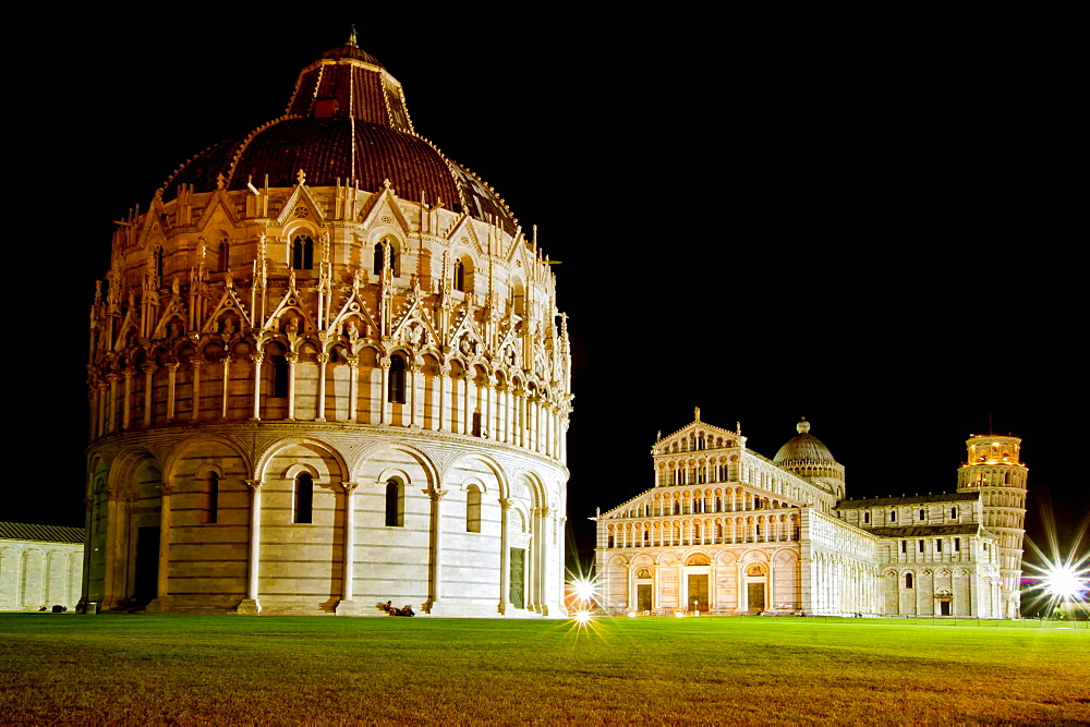 Square of Miracles, Cathedral, UNESCO World Heritage Site since 1987, Patrimonio UNESCO dal 1987, Pisa, Tuscany, Italy, Europe