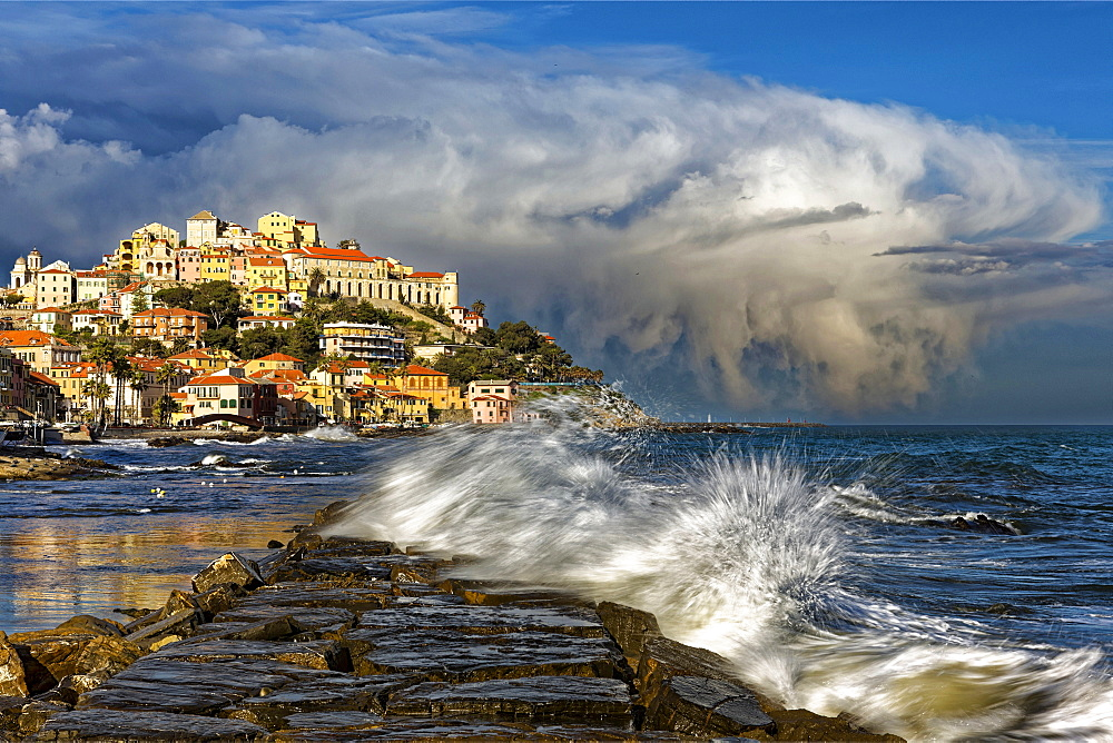 Porto Maurizio, Imperia, ligury, Europe
