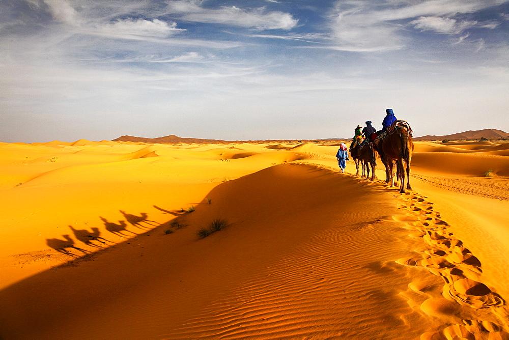 Sahara desert, Morocco, North Africa - 746-87664