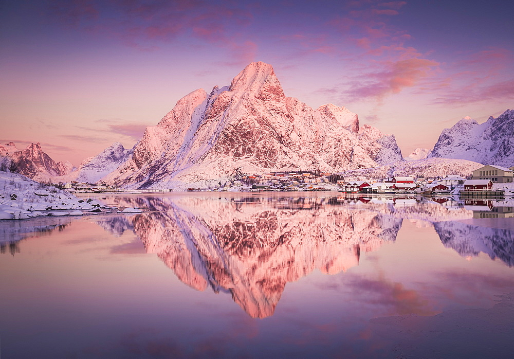 Reine, Lofoten Island, Norway, Europe