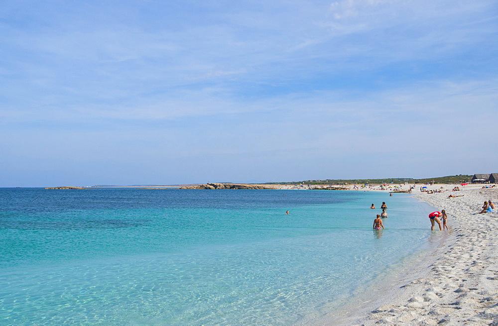 Is Aruttas beach, Cabras, Oristano, Sardinia, Italy, Europe
