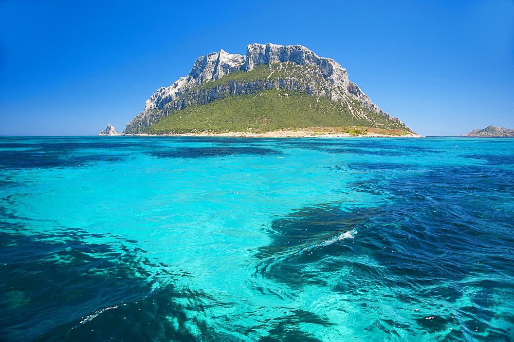 Isola di Tavolara, Loiri Porto San Paolo, Sardinia, Italy, Europe - 746-88480