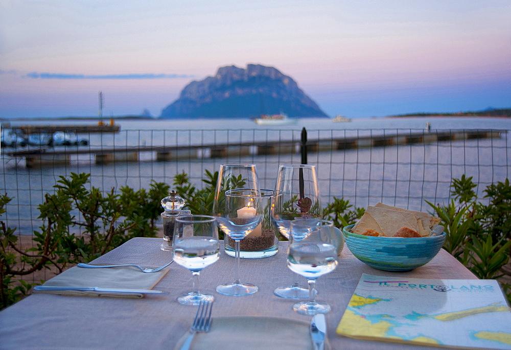 Portolano Restaurant, Porto San Paolo, Loiri Porto San Paolo, Sardinia, Italy, Europe - 746-88481