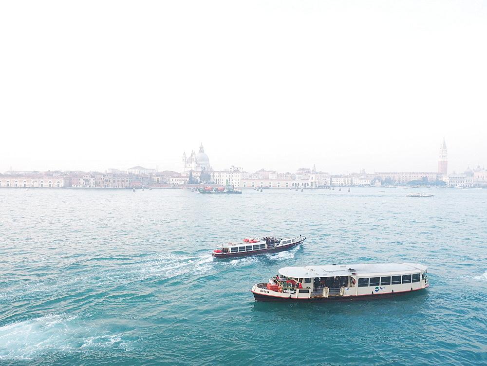 Fondamenta Zattere view from Giudecca island, Venice, Veneto, Italy, Europe - 746-88494