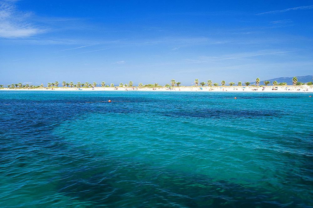 Le Saline Beach, Putzu Idu, San Vero Milis, Sinis, Sardinia, Italy, Europe