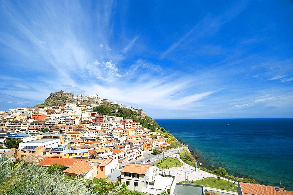 Castelsardo, Sardinia, Italy, Europe
