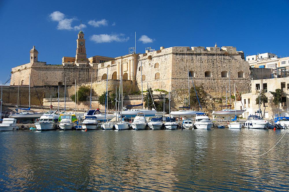 Senglea (L-Isla), Malta Island, Mediterranean Sea, Europe