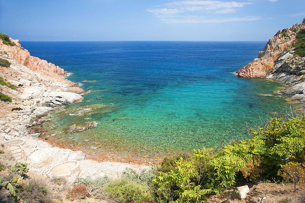 Cala Moresca, Arbatax, Tortolì, Sardinia, Italy, Europe
