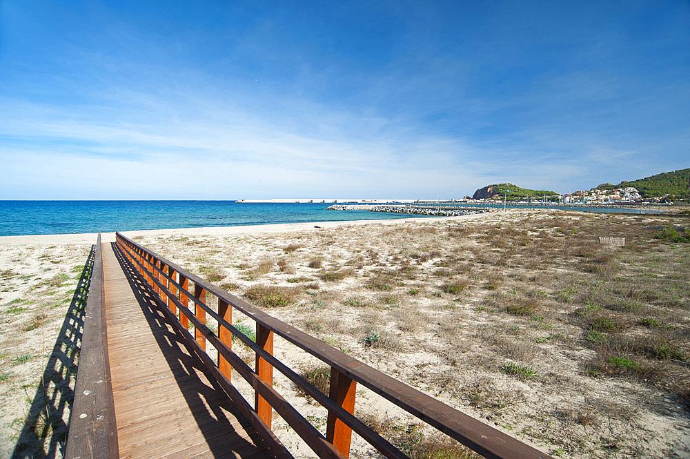 "Spiaggia ""La Capannina"" beach, Arbatax, Nuoro, Sardinia, Italy, Europe"
