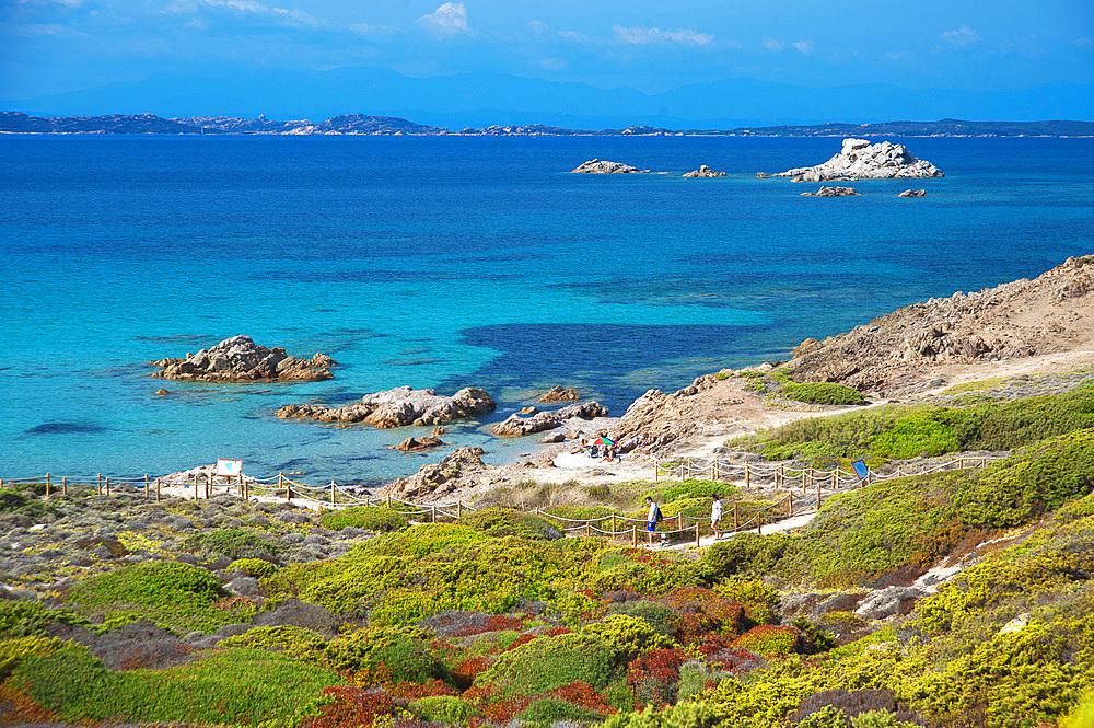 Bassa Trinita, La Maddalena, Sardinia, Italy, Europe
