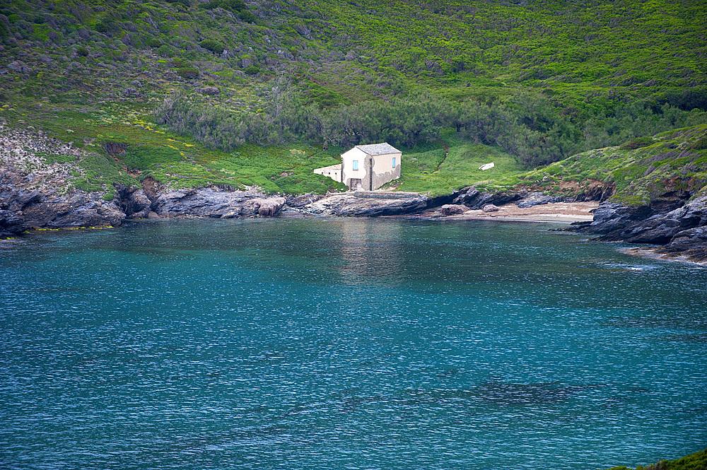 Anse D'Aliso, Corsica, France, Europe